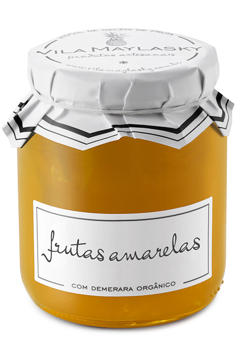 Frutas Amarelas Demerara (250ml)