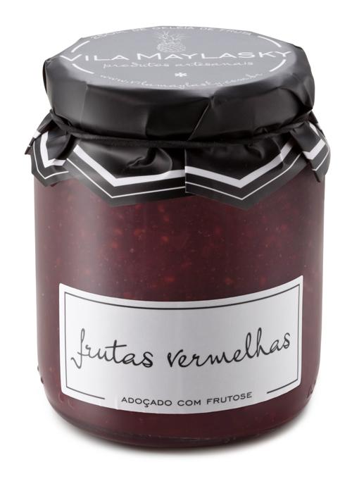Frutas Vermelhas Frutose (250ml)