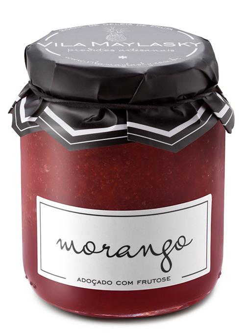 Morango Frutose (250ml)